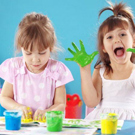 绘画课( 3-8岁)